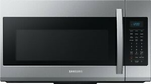 NEW IN BOX - Samsung 1.9 Cu. Ft. Over-the-Range Fingerprint Resistant Microwave