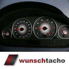 Tachoscheibe Tacho BMW E46 Agressiv 300Kmh Benziner M3
