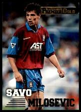 Merlin Premier Gold 1996-1997 - Aston Villa Savo Milosevic #16