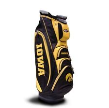 NEW Team Golf NCAA University of Iowa Hawkeyes Victory Cart Bag