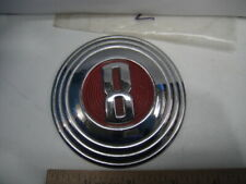 NOS OEM Genuine Ford 1949 1950 Customline Crestliner Center Grille Ornanment 2