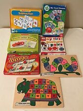 Lot of Early Learning Games-Math, Alphabet, Numbers, Subtraction, Sight Words