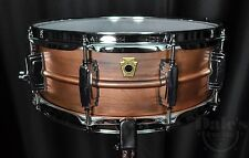 "Ludwig snare drums USA 5"" x 14"" Copper Phonic LC661 snare drum New"
