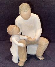 Willow Tree Demdaco 2001 Grandfather Figurine Susan Lordi #26058 Decor