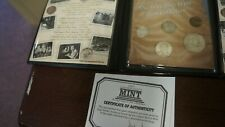 The Way They Were Collection, First Commemorative Mint, with COA included