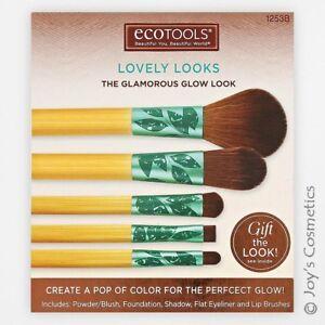 """1 ECOTOOLS Maquillage Pinceaux Beau Look Set """"ET-1253B"""" De la joie"""