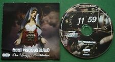 Most Precious Blood Our Lady of Annihilation inc Why Hyenas Laugh & Closure + CD