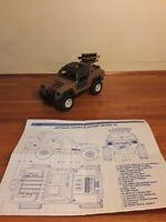 GI Joe 1984 VAMP Mk II 95% Complete Vintage G.I. Joe