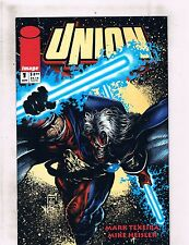 Lot of 2 Union Image Comic Books #1 2 TW42
