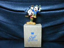 """Avon Gift Collection """"Mickey Mouse As Bob Cratchit w/Morty Mouse"""" 1992 Ornament"""