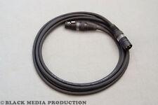XLR Kabel Mikrofonkabel Stage 22 Highflex | 5m, Klett HiCon Steckverbinder *NEU*