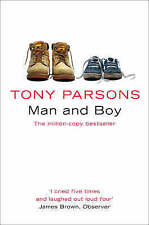 Man and Boy, Tony Parsons, Very Good Book