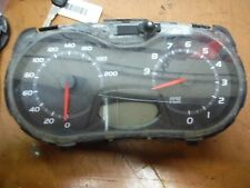 2009 SKIDOO SKI-DOO SUMMIT REV XP 154 800 SNOWMOBILE GAUGE DISPLAY MPH RPM INFO