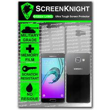 ScreenKnight Samsung Galaxy A3 (2016) FULLBODY SCREEN PROTECTOR invisible shield