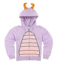 Disney Parks Figment Costume Zip Up Hoodie Hooded Sweatshirt XS-XXL ADULT NWT