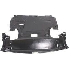 For C280 06-07, Front Engine Splash Shield, Plastic