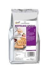 Waffelmix Spezial 1 kg Backmischung zur Herstellung von süßen Waffeln