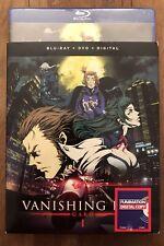 Garo: Vanishing Line - Part 1 Blu-ray+DVD+Digital BRAND NEW SEALED w/ slipcover