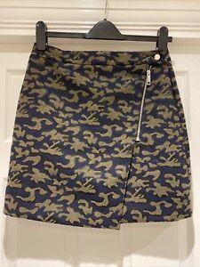 Ladies NEXT Aline Skirt Size 8