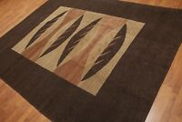 7' x 9' Michaelian & Kohlberg Swiss wash 100% wool Tibetan Oriental rug Modern