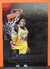 Shaquille O'Neal card 97-98 Metal Universe Championship #1