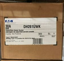 EATON, DH261UWK, NEW MATERIAL (4X STAINLESS) //HNF261S, HU361DS(2P)
