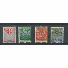 Nederland R74-77 Roltanding kind 1926 MNH/postfris  CV 150 €