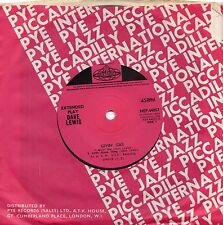DAVE LEWIS givin gas*little green thing 1964 UK PYE INTERNATIONAL EP
