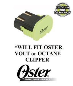 REPLACEMENT Rechargeable BATTERY for Oster VOLT or OCTANE Lithium Ion Clipper