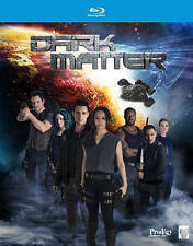 Dark Matter: Season One (Blu-ray Disc, 2016, 3-Disc Set)
