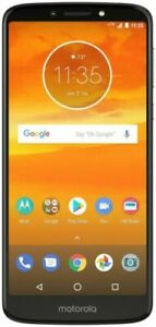 Motorola Moto E5 Plus - 16GB - Flash Grey (Unlocked) Mobile Phone