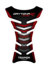 Protector de la etiqueta engomada de la Almohadilla De Tanque De Motocicleta | Triumph Daytona 675 R ()