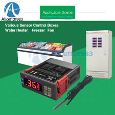 All Purpose Stc 1000 Digital Temperature Controlcontroller Sensor 12v Dc