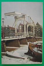 M.V. TJITJALENGKA MENU ROYAL INTEROCEAN LINES 1958 BUENOS AIRES/CAPE TOWN