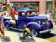 1939 -1947 Dodge and Fargo Truck Master Weatherstrip Rubber Kit!