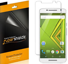 6X Supershieldz Anti Glare (Matte} Screen Protector For Motorola Droid Maxx 2
