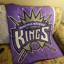 SACRAMENTO KINGS TEAM FLAG - THROWBACK