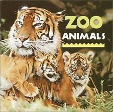 Zoo Animals (A Chunky Book(R)) Ingle, Annie Board book