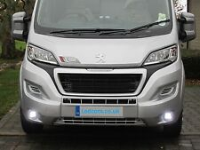 Day Running Lights Kit DRL for X290 type Fiat Ducato 2014 onwards