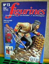 Rivista FIGURINES n° 12 Ottobre Novembre 1996