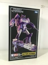 Transformers Masterpiece MP-29 Shockwave Laserwave Takara Authentic US Seller