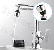Embout 360 degre de robinet Aérateur - Economie d'eau - Economiseur pivotant