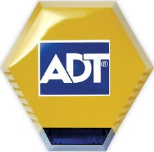 BRAND NEW ADT Logo Vinyl Alarm Sticker for Live Dummy or Decoy Bell Box