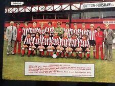 Sunderland Surname Initial S Football Prints