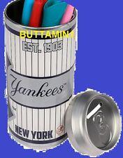 NEW YORK YANKEES Collectible Soda CAN Bank New In Package MLB Baseball NY Gift