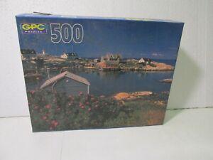 GPC Scenic Scape Series Nova Scotia 500 Piece Jigsaw Puzzle gm1415