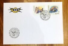 Iceland Post Official Illustrated FDC 1994.02.25. Sports V