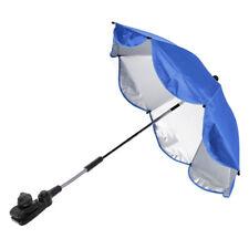 Kids Baby Sun Umbrella Parasol Buggy Pushchair Pram Stroller Shade Canopy Brolly