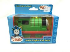 Thomas & Friends Tomy Sodor Engine Pull Back Percy New
