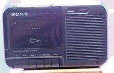Sony cassette recorder Tcm-818, With Ac cord, Works Ac and Dc